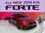 La nouvelle Kia Forte 2019 introduite à Détroit
