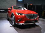 Mazda dévoile le CX-3 2019 à New York