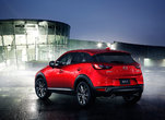 The 2016 Mazda CX-3 is the finalist for Utility Vehicle of the Year