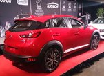 The 2016 Mazda CX-3 is the Canadian Utility Vehicle of the Year