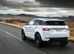 Range Rover Evoque 2018 : le petit VUS de grand luxe