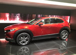New Mazda CX-30 Images from the 2019 Geneva Motor Show