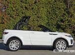 2017 Land Rover Range Rover Evoque Convertible Road Test Review