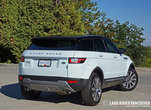 2016 Range Rover Evoque HSE S14 Road Test Review