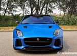 2018 Jaguar F-Type SVR Coupe Road Test