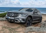 Mercedes-Benz GLC vs Audi Q5 vs BMW X3