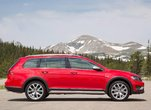 The Volkswagen Golf AllTrack is the AJAC Canadian Car of the Year