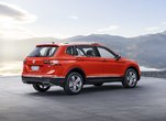 2018 Volkswagen Tiguan: space and driving pleasure mixed into one
