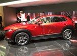 Premières images de Mazda CX-30 au salon de l'auto de Genève 2019