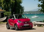 2018 smart fortwo cabrio: Absorb the summer.