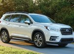 The 2019 Subaru Ascent Unveiled at the Los Angeles Auto Show