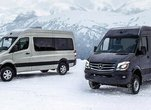2018 Mercedes-Benz Sprinter 4x4: The all-purpose van.