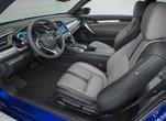 La Honda Civic Coupe 2016 arrive chez les concessionnaires