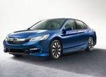 La Honda Accord hybride 2017 est de retour au Canada