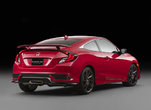 Voici la nouvelle Honda Civic Si