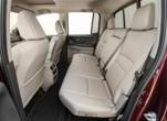 La camionnette comme vous ne l'avez jamais vue avec le Honda Ridgeline 2017