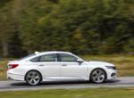 La Honda Accord 2018 nommée meilleure voiture de son segment par l'AJAC