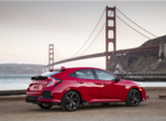 Honda Civic Hatchback 2018 : la Civic utilitaire