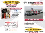 Jonker Nissan - We Know Tires!