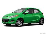 The agile and dynamic 2012 Mazda 2