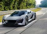 Audi unveils impressive PB18 concept