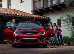 Chrysler Pacifica Voted AJAC Utility Vehicle of the Year