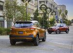 Nissan Kicks 2018 orange et jaune