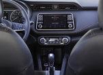 Intérieur d'un Nissan Kicks 2018