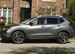Nissan Rogue 2018 gris
