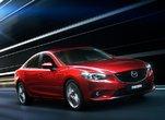 Mazda6 2014 rouge