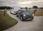 Chevrolet Silverado Winter Handling