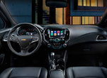 What's inside the Chevy Cruze?