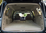 How Much Room Does the 2017 Suburban Have?