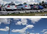 Wolfsburg Dub Out Car Show!