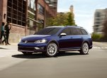 Volkswagen Golf Alltrack Named AJAC Canadian Car of the Year