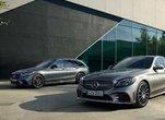 Mercedes-Benz C-Class versus Audi A4: a matter of engines