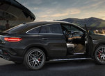 2016 Mercedes-Benz GLE Coupe: An SUV with Serious Style