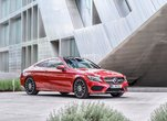 After the sedan, here's the 2017 Mercedes-Benz C-Class Coupe