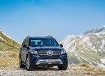 2017 Mercedes-Benz GLS: Luxury for the Whole Family