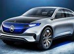 Mercedes-Benz electrifies the Frankfurt Motor Show