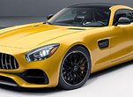 The four-door 2019 Mercedes-AMG GT Coupe is simply stunning
