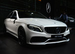 Mercedes-Benz showcases new 2019 C-Class coupe and convertible in New York
