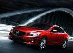 2015 Mazda6: Elegance