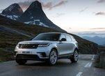 2018 Range Rover Velar: Award Winner