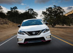 Nissan introduces the new 2017 Nissan Sentra NISMO