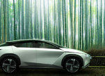 Nissan presents the Nissan Leaf Nismo and IMx concept in Tokyo