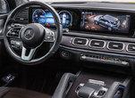 2020 Mercedes-Benz GLE.