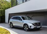 New Mercedes-Benz EQC.
