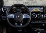 2019 Mercedes-Benz A-Class.