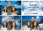 Snowflake Ball Daddy Daughter Dance